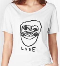 Love Love  Women's Relaxed Fit T-Shirt