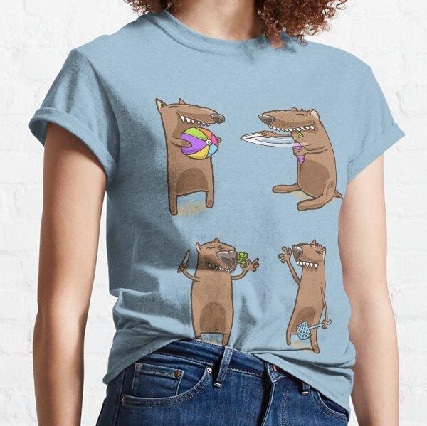 Hündchen-Hund Classic T-Shirt