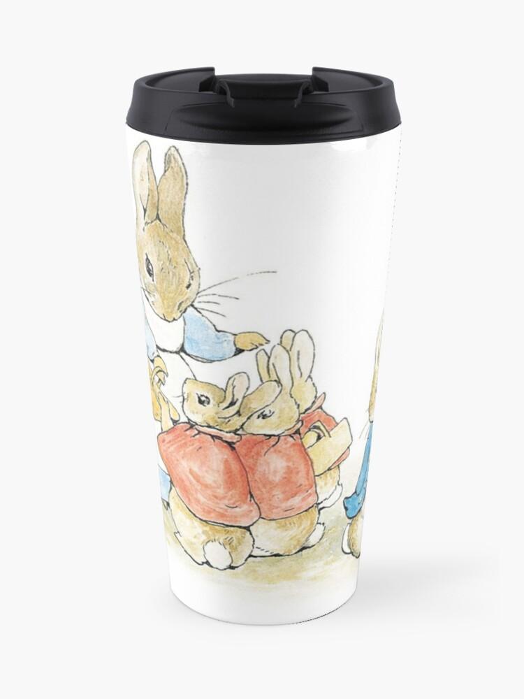Beatrix Potter Peter Rabbit Training Mug Free Shipping!