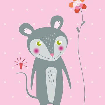 Little Mouse by feigenherz