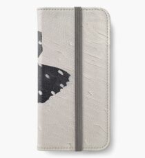 Rabbit in A Snowstorm iPhone Wallet/Case/Skin