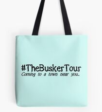 The Busker Tour Tote Bag