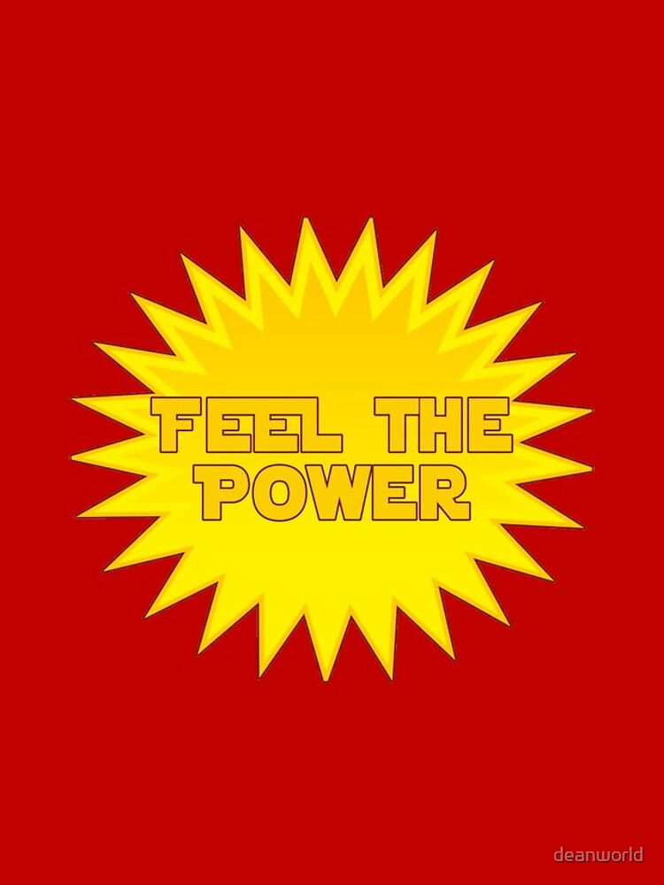 Solar energy feel the power sticker decal
