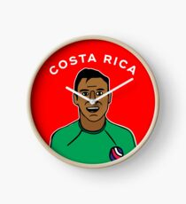 Keylor Navas Costa Rica Futbolista del Real Madrid Reloj