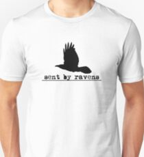 sent by ravens t-shirt design Unisex T-Shirt