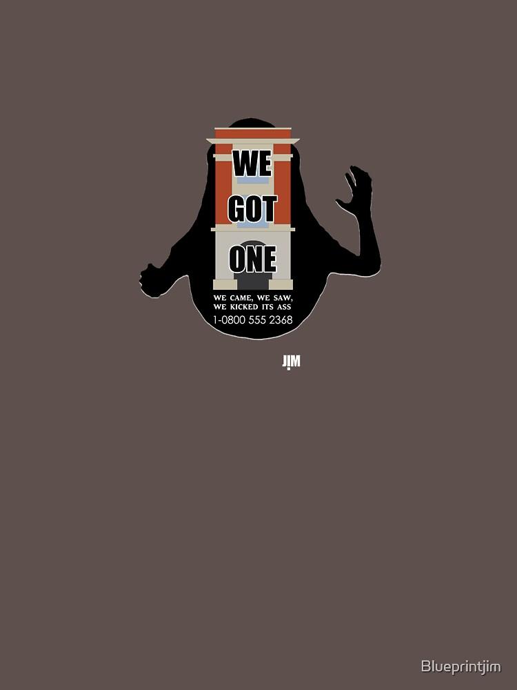 We Got One - Ghostbusters by Blueprintjim
