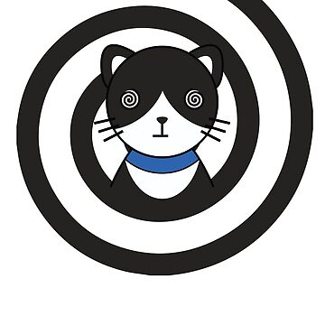 Hypno kitten by psygon