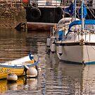 Evans oben, Paignton Harbour von Jay Lethbridge