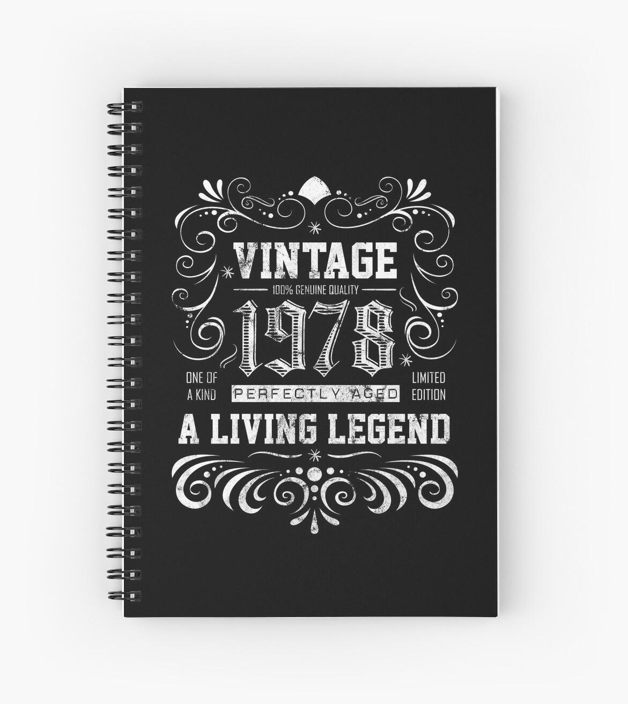 1978 Birthday Present