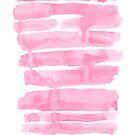 Pink Watercolour Fashion  by Fangpunk