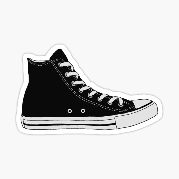 Converse All - Star Sticker