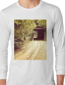 Tunnel & track Long Sleeve T-Shirt