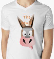 The Mule Men's V-Neck T-Shirt