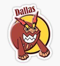 DDA logo Sticker