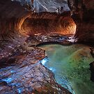 The Classic View of Zion Subway  by Hotaik  Sung