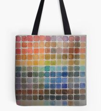 Color Chart Tote Bag