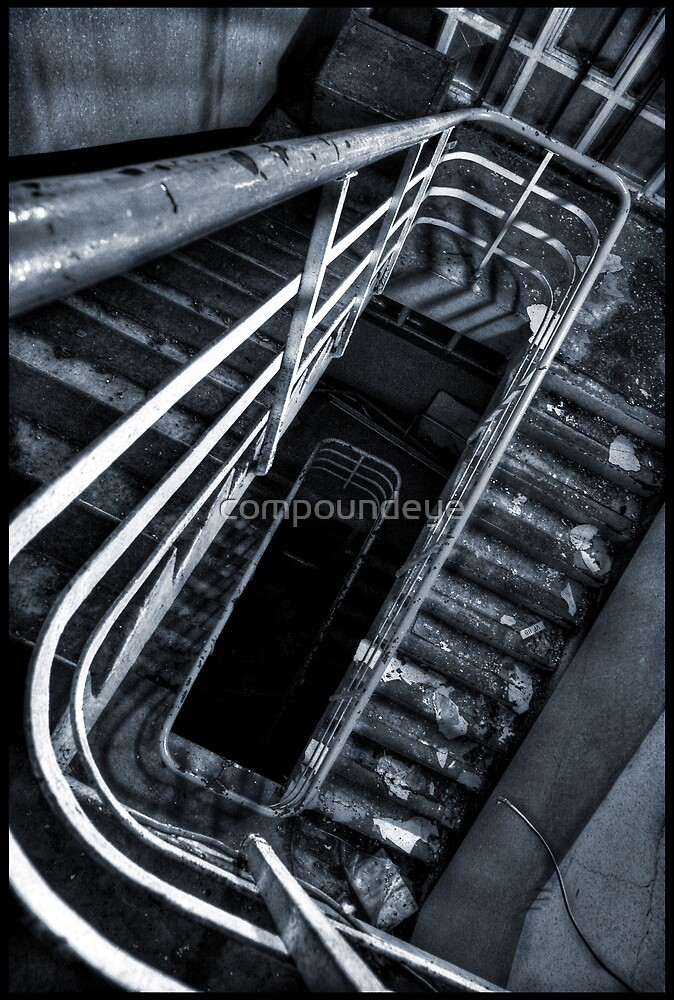 Spiraling into the unknown by compoundeye