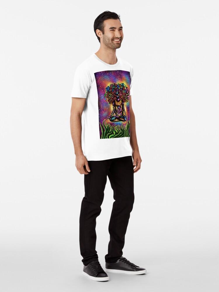 Alternate view of Field Of Dreams Premium T-Shirt