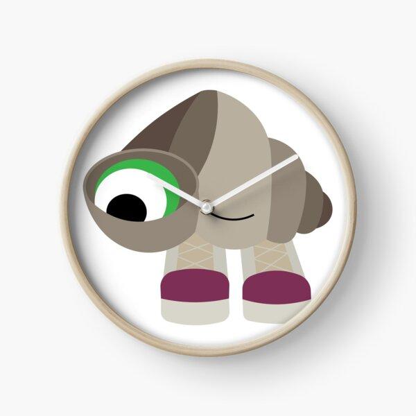 Marcel le coquillage Horloge