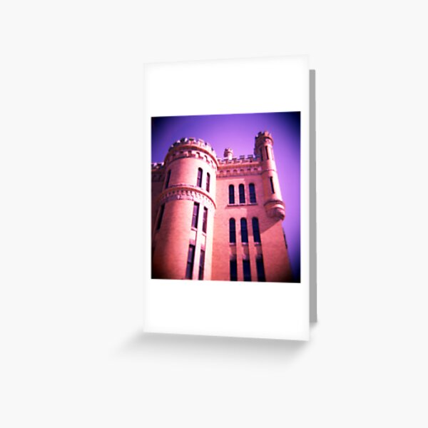 Castle #2 Greeting Card