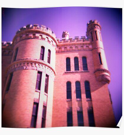 Castle #2 Poster