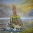Mermaid's Perch by dashinvaine