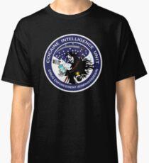 DEA Cocaïne Intelligence Unit T-shirt classique