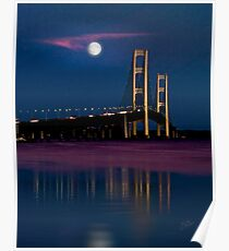 Moon over Bridge_ Poster
