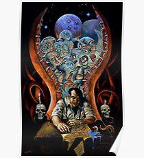 H.P. Lovecraft (Madman) Poster