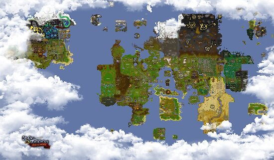 Osrs World Map_ – Kingjaap