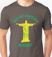 Rio de janeiro - Brazil t-shirt Unisex T-Shirt