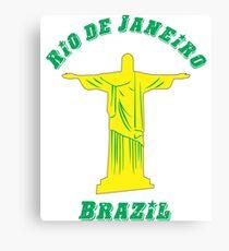 Rio de janeiro - Brazil t-shirt Canvas Print
