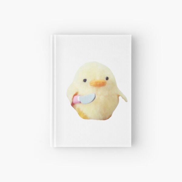 Duck Knife Hardcover Journal