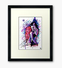 Heavy Metal Lover Framed Print