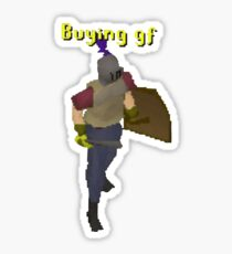 Buying Gf Sticker