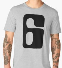 Houston!  Number 6!  Jonathan! Men's Premium T-Shirt