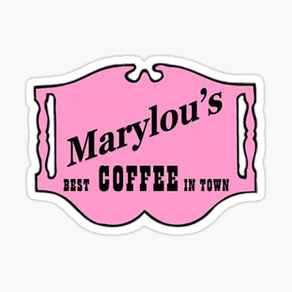 Marylou's Sticker