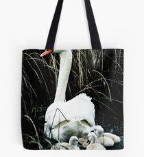 Following mom II Tote Bag