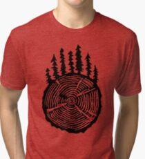 Die Weisheit ist in den Bäumen Vintage T-Shirt