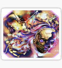 Spacial Fantasy Sticker