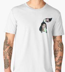 Jisoo the Chikorita Men's Premium T-Shirt
