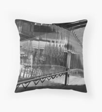 Repetitive Throw Pillow