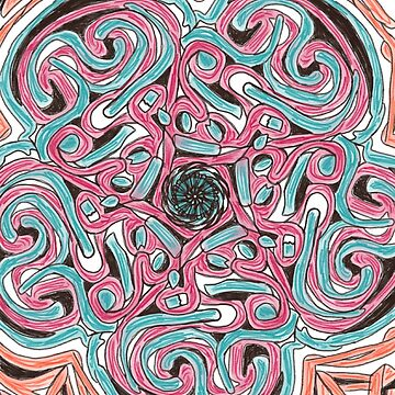 Mindful Maze by ZoeN-P
