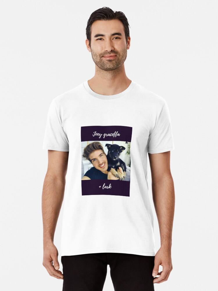 'Joey graceffa + lark ' Premium T-Shirt by staysha vandyke