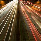 Light lines by Eyal Nahmias