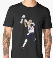 Tom Brady - Super Bowl 52 Men's Premium T-Shirt