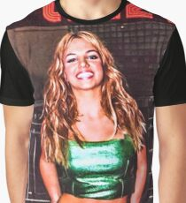 BRITNEY CRAZY Graphic T-Shirt