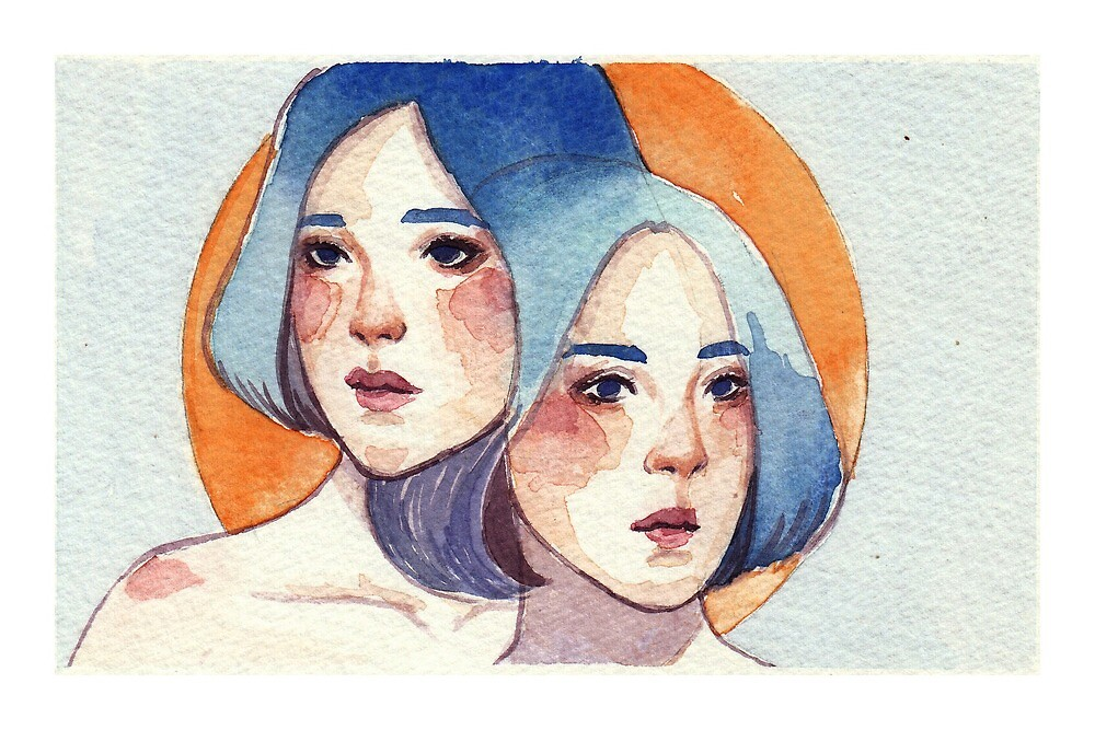 Twin by maisondelalune