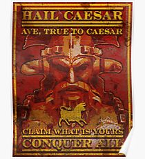 Join Caesar's Legion Poster