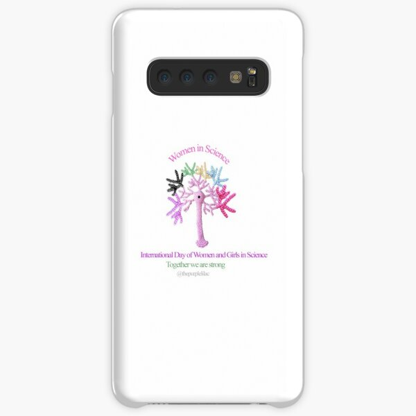 International Day of Women and Girls in Science Design Samsung Galaxy Snap Case